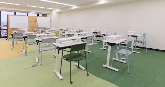 チャレンジド・アソウ広島駅前事業所の写真