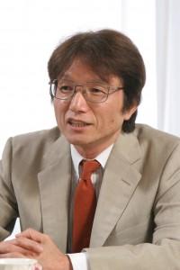 熊谷教授画像