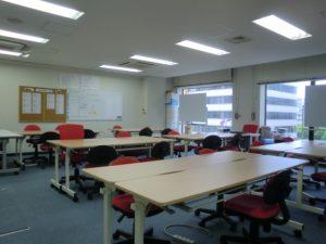 CA広島トレーニングルーム