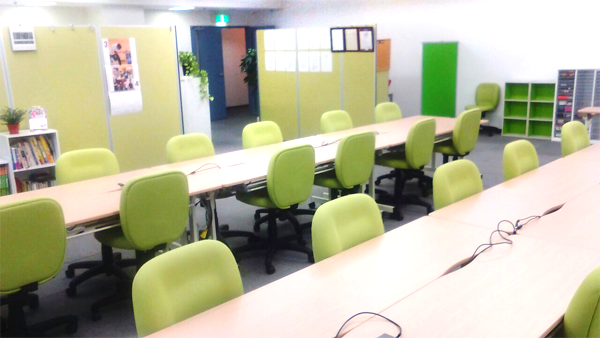 チャレンジド・アソウ新大阪事業所の写真