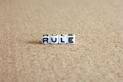 ルールを知ろう!