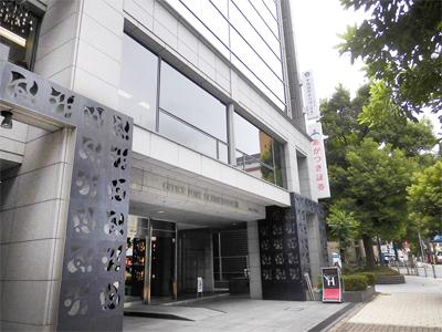 大阪事業所の外観です