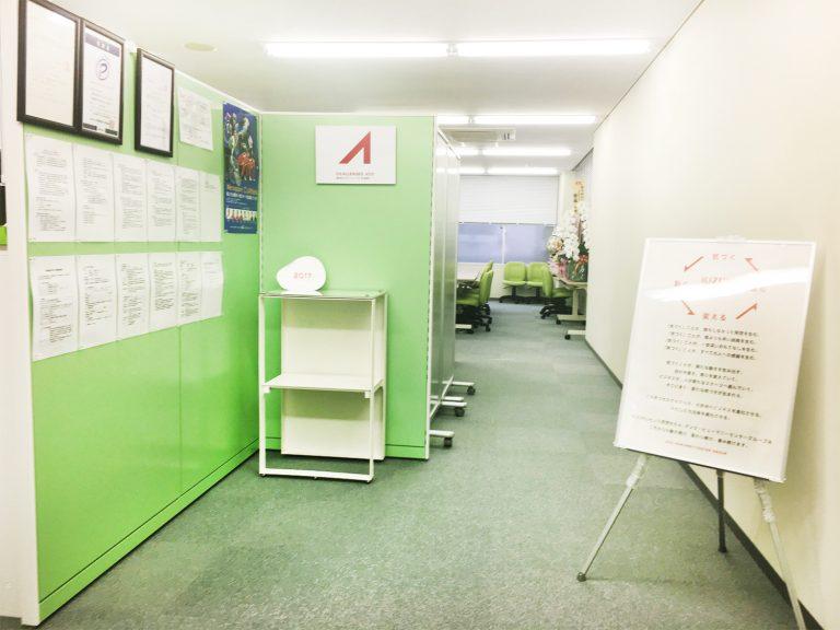 新大阪事業所へのアクセス図