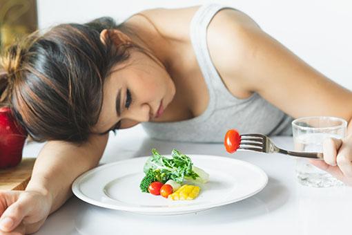 摂食障害の種類と症状