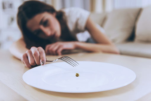 栄養失調による障害