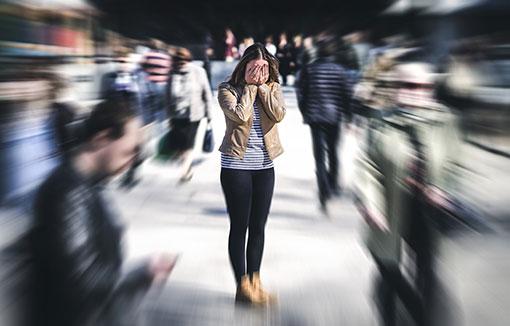 恐怖症性不安障害の原因