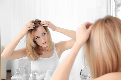 脱毛症の種類の分類