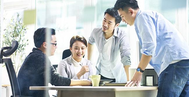 スキルを磨き、希望する企業・仕事を見つけるための就労移行支援事業所