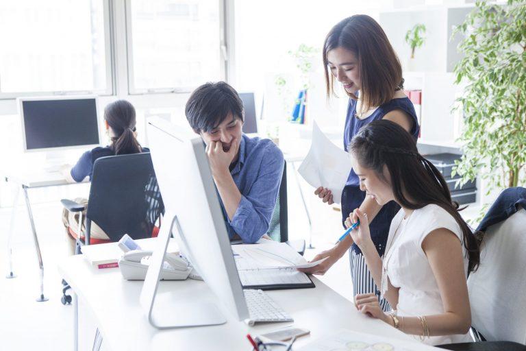 膀胱機能障害を持つ方にとって働きやすい職場とは